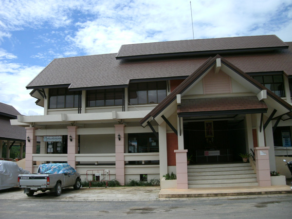 Здание таможни Таиланда
