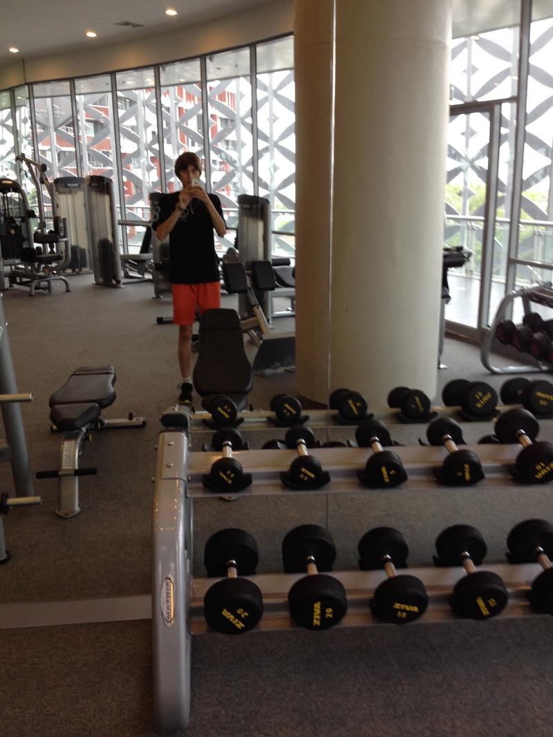 Фитнес в Чианг мае