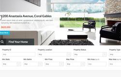 Шаблон сайта недвижимости